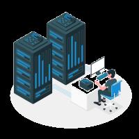 Info-Concepts, Installation et administration de serveurs